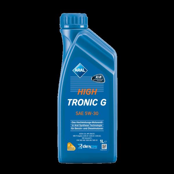 HighTronic G 5W30