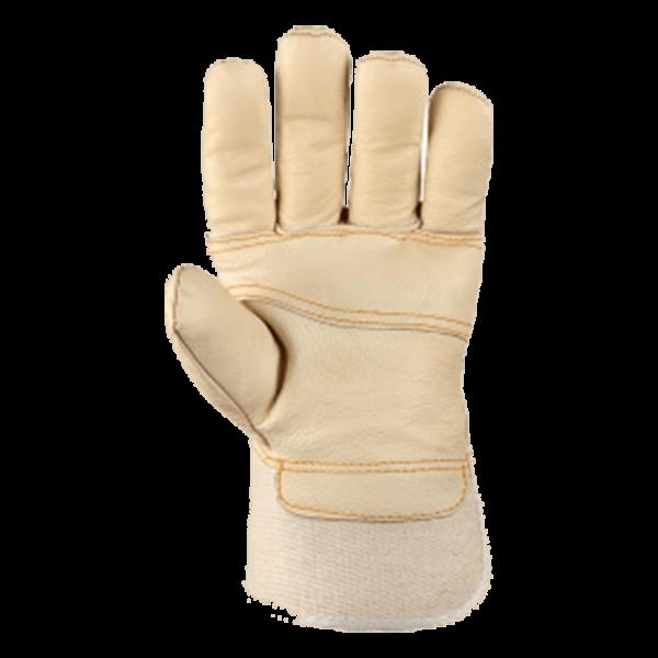 """BIG Möbelleder-Handschuhe, """"HELLES LEDER"""" - Stück"""