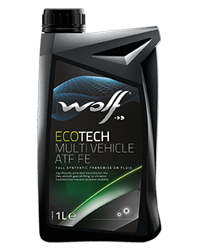 Wolf Oil Ecotech Multi Vehicle ATF FE - 1L Dose