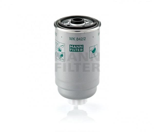 MANN MANN-Filter WK 842/2 - Stück