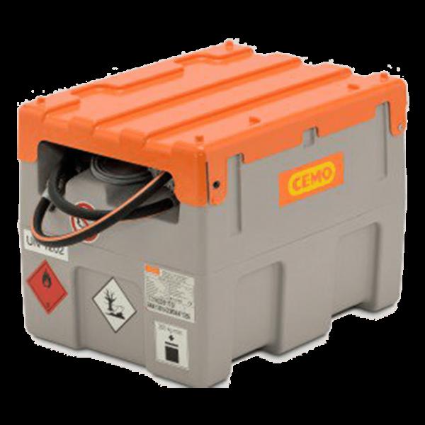 Cemo DT-Mobil Easy mit ADR-Zulassung 200 l - 24 V - Stück
