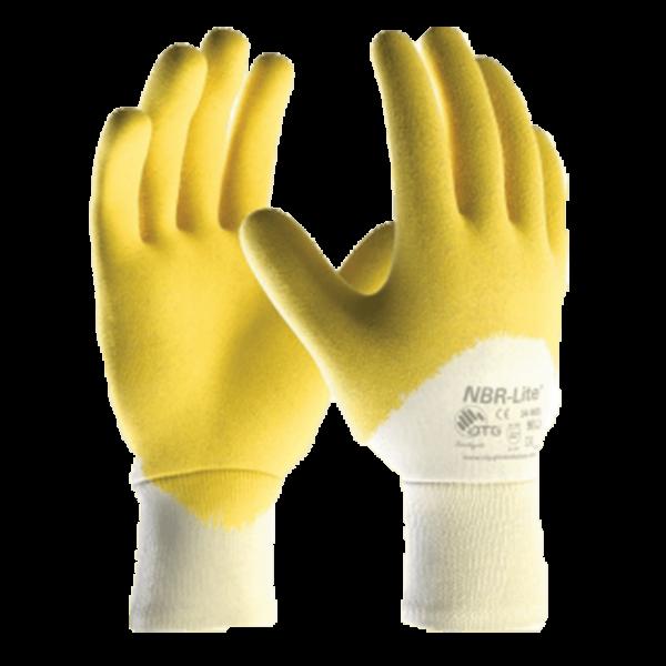 """BIG Nitril-Handschuhe, """"NBR-Lite®"""", Strickbund - Stück"""