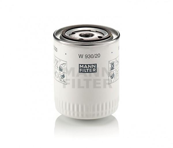 MANN MANN-Filter W 930/20 - Stück