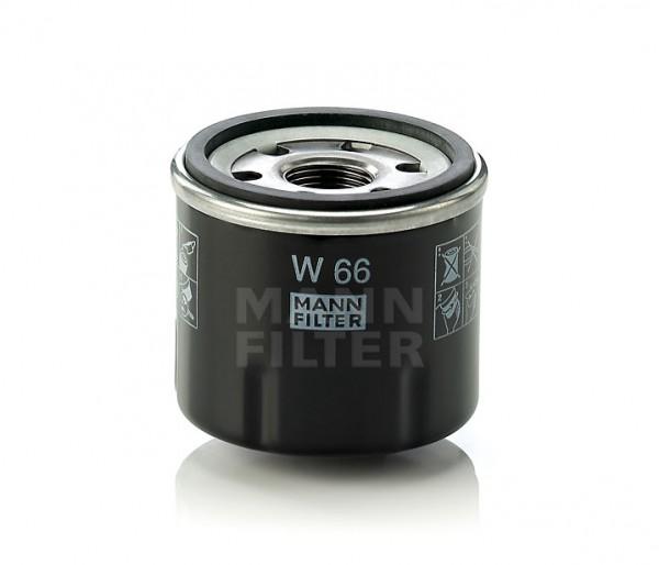 MANN MANN-Filter W 66 - Stück