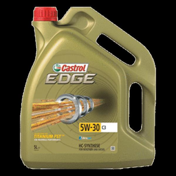 Castrol Edge 5W-30 C3 - 5L Kanne