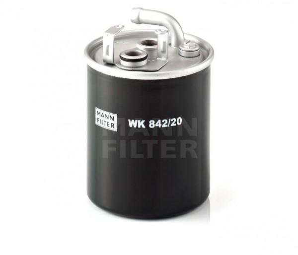 MANN MANN-Filter WK 842/20 - Stück