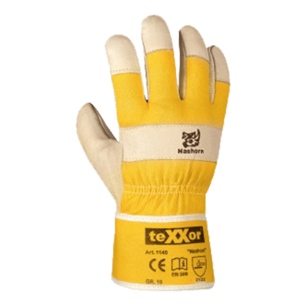 "BIG Schweinsvollleder-Handschuhe, ""NASHORN"" - Stück"