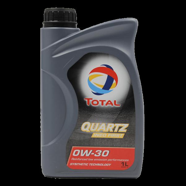 Total Quartz Ineo First 0W-30 - 1L Dose