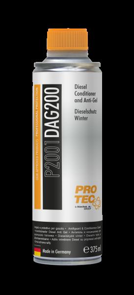 bluechem Diesel Conditioner & Anti-Gel 1:200 (DAG200) - 375ml Dose