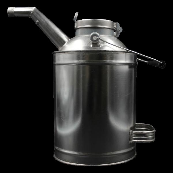 Pressol Vorratskanne - 5 L - Weißblech - Stück