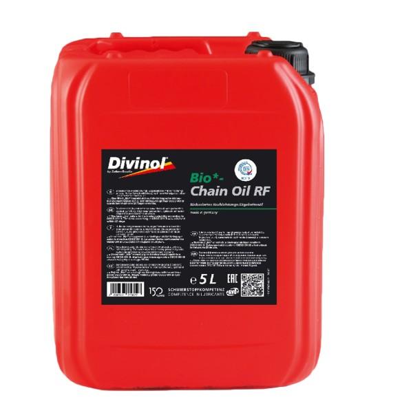 Zeller & Gmelin Divinol Bio-Chain Oil RF - 5L Kanne