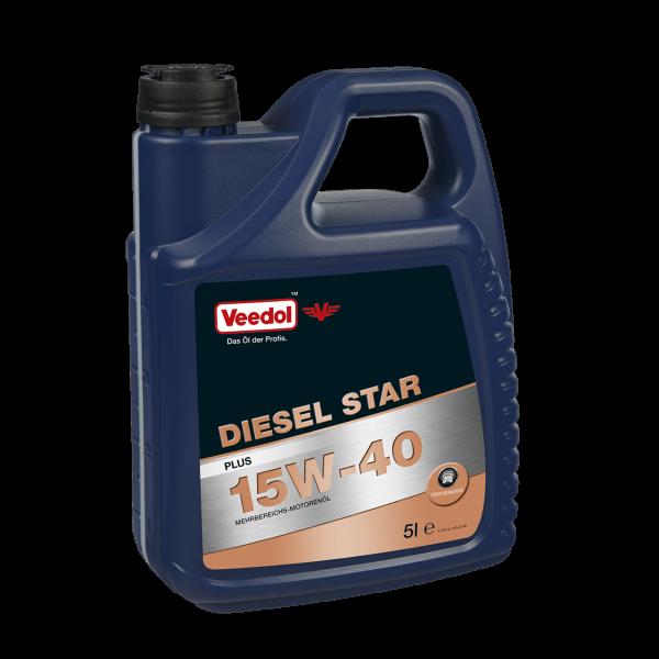 Veedol Diesel Star Plus 15W-40