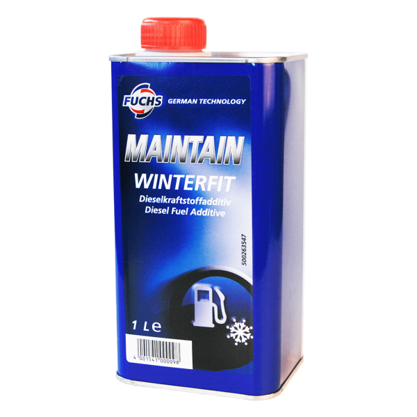 Maintain Winterfit