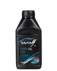 Wolf Oil Fork Oil 20W - 500ml Dose