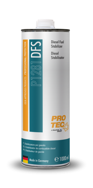 bluechem Diesel Fuel Stabilizer (DFS) - 1L Dose