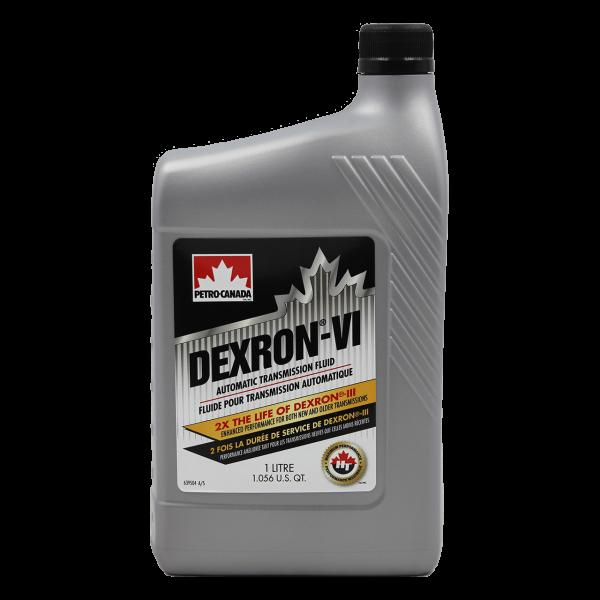 Petro-Canada Dexron VI ATF - 1L Dose