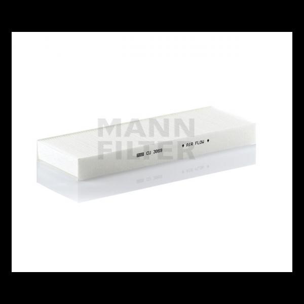 MANN MANN-Filter CU 3869 - Stück