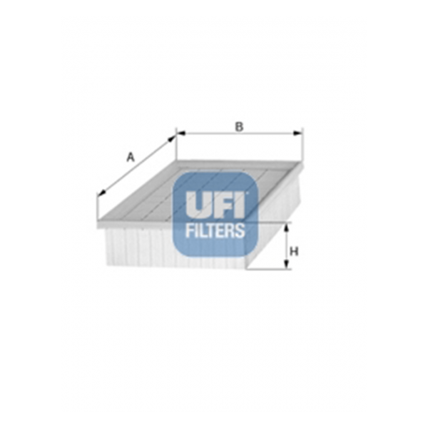 Ufi Luftfilter 30.914.02 - Stück
