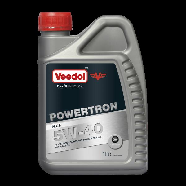Veedol Powertron Plus 5W-40