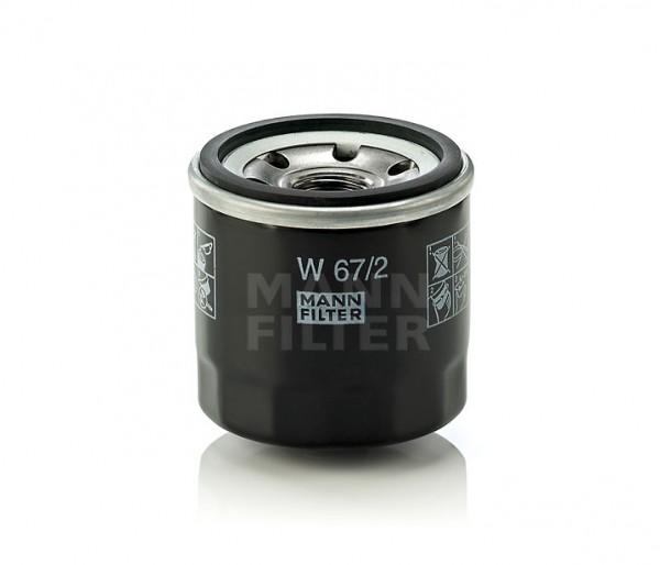 MANN MANN-Filter W 67/2 - Stück