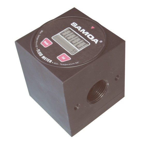 "Samoa Zähler G1"" Elektr. 100l/min - Stück"