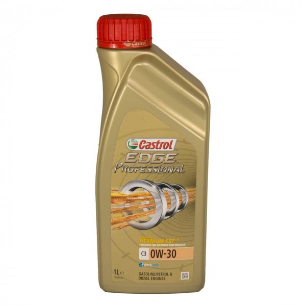 Castrol Edge Professional C3 0W-30 - 1L Dose