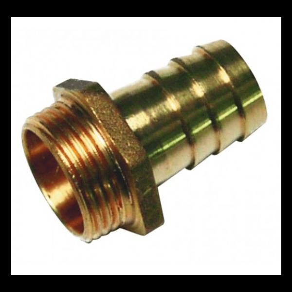 Cemo Schlauchtülle, 19 mm - Stück