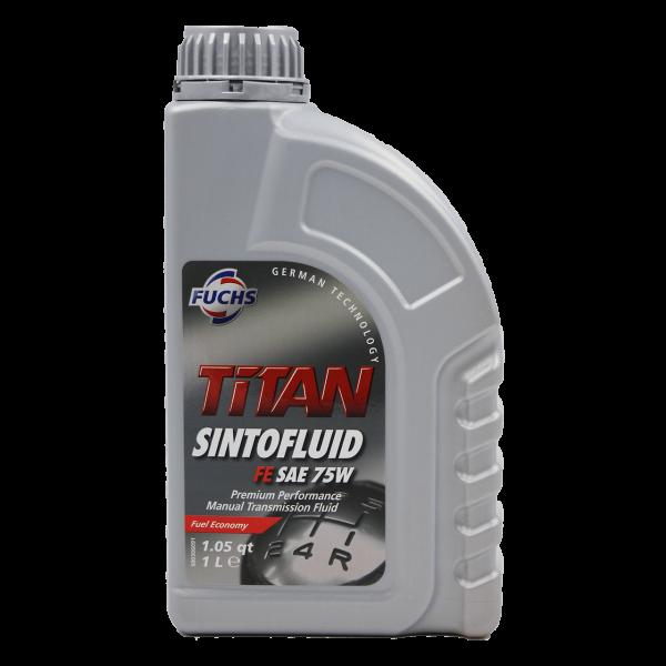 Fuchs Titan Sintofluid FE 75W - 1L Dose