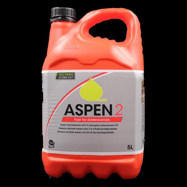 Aspen Aspen 2T Sonderkraftstoff - 5L Kanne