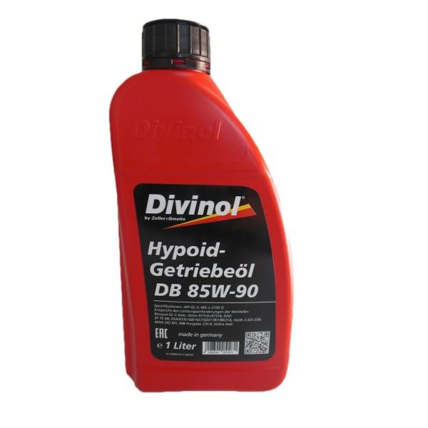 Zeller & Gmelin Divinol Getriebeöl DB 85W-90 - 1L Flasche