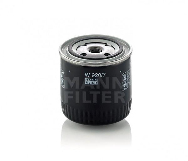 MANN MANN-Filter W 920/7 - Stück
