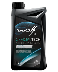 Wolf Oil Officialtech ATF Life Protect 6 - 1L Dose
