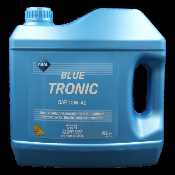 Aral BlueTronic 10W-40 - 4L Kanne