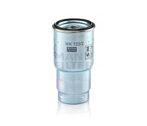 MANN MANN-Filter WK 720/2 x - Stück