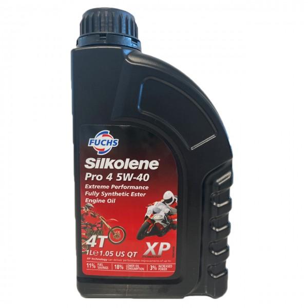 Silkolene Silkolene Pro 4 5W-40 XP - 1L Dose