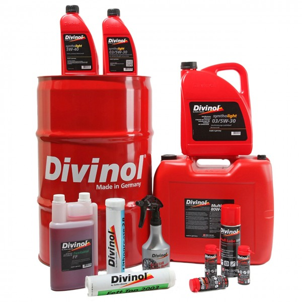 Divinol Super Turbo 20W-50