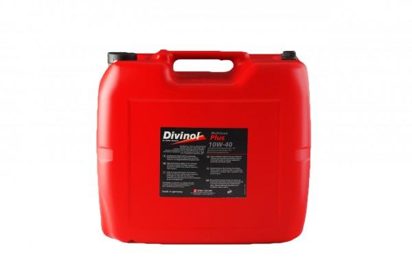 Zeller & Gmelin Divinol Multimax Plus 10W-40 - 20L Kanne