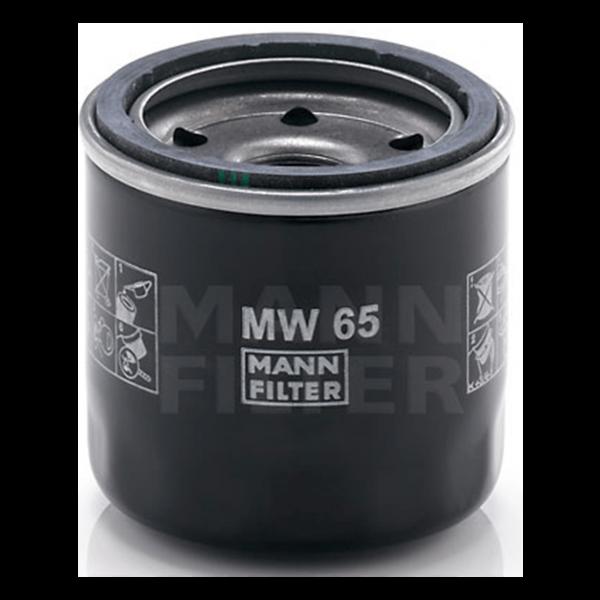 MANN MANN-Filter MW 65 - Stück