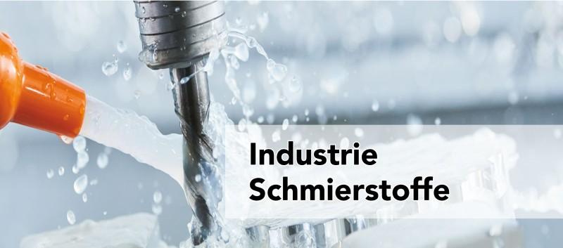 Industrie Schmierstoffe