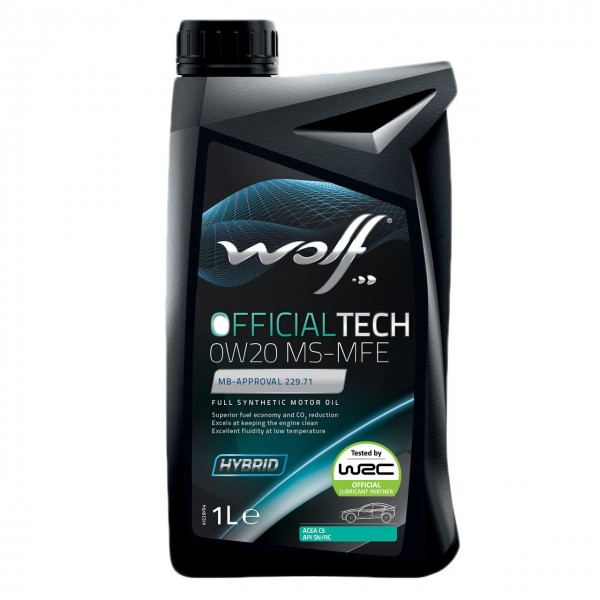 Officialtech 5W20 MS-FE