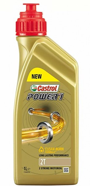 Castrol  Power 1 2T - 1L Dose