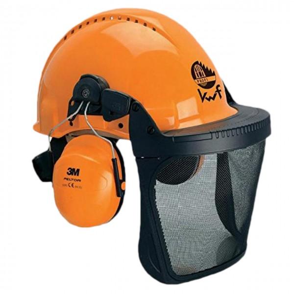 Kopfschutzkombination G3000M, orange
