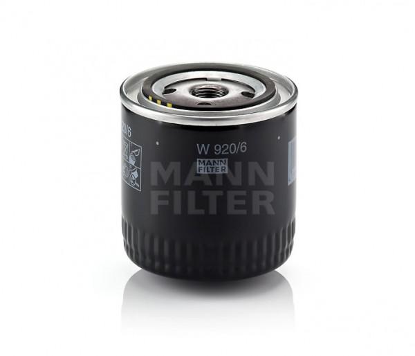 MANN MANN-Filter W 920/6 - Stück