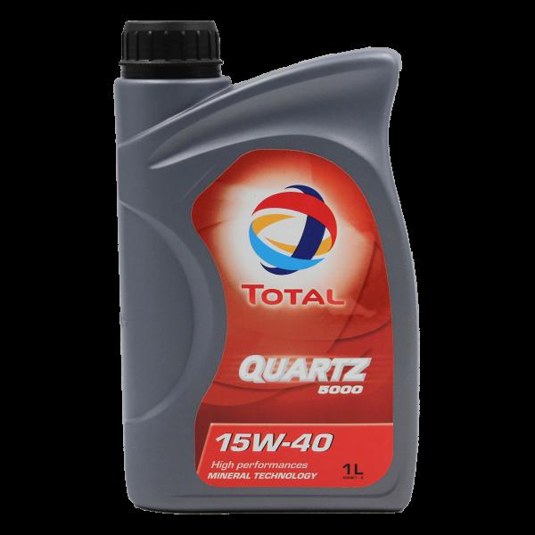 Quartz 5000 15W-40
