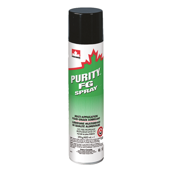 Petro-Canada Purity FG Spray - 400ml Spray