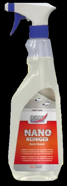 bluechem Nano Reiniger und Konservierer Textil - 500ml Sprühflasche