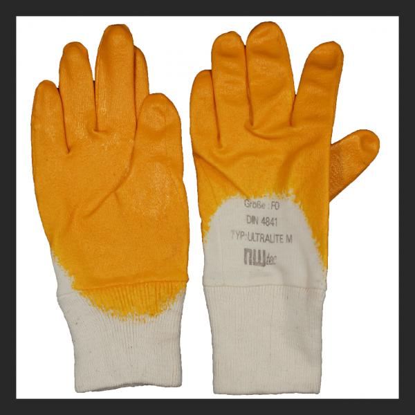 """BIG Nitril-Handschuhe, """"STRICKBUND"""" - Stück"""
