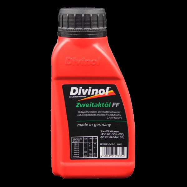 Divinol Zweitaktöl FF - 250ml Dose