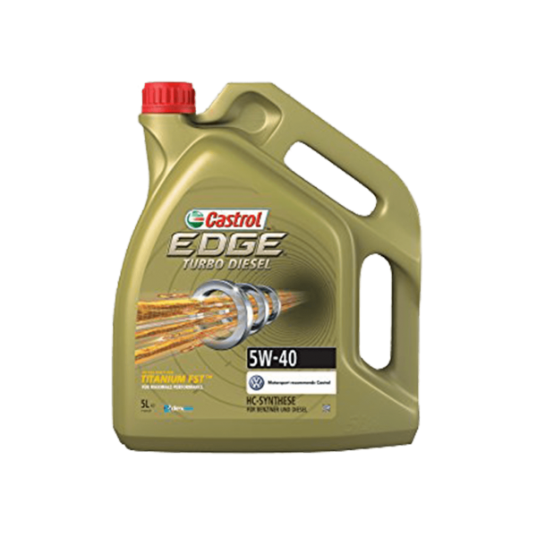 Castrol Edge 5W-40 - 5L Kanne