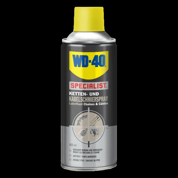 WD-40 Specialist® Ketten- & Kabelschmierspray